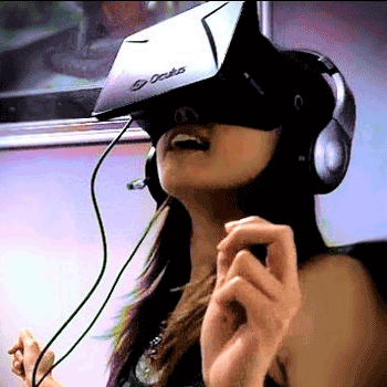KickStarter Backers Are Getting A Free Oculus Rift